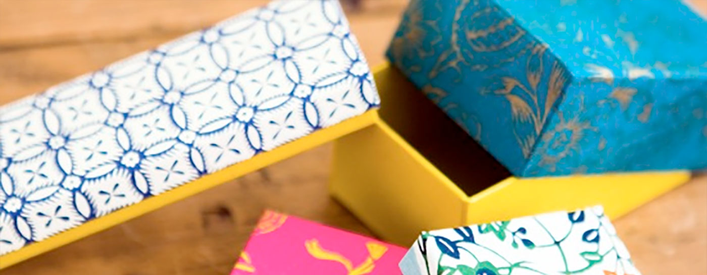 Japanese BOX Making:Workshop with BOX&NEEDLE
