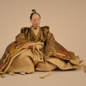 2004.10.2 No Actor Doll (front)