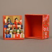 AB 88-1 Miniature Hinaningyo Set (open)
