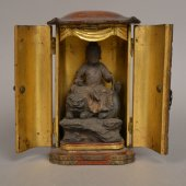 AB 979 Buddhist Shrine (open)