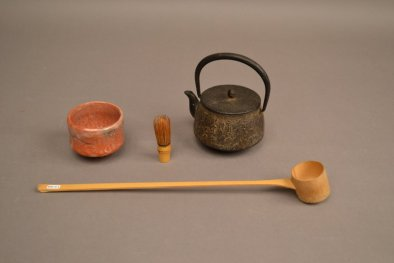 2012.12.1-4 Tea Ceremony Set