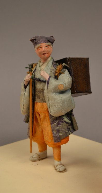 AB 739 a Old Man doll (side)