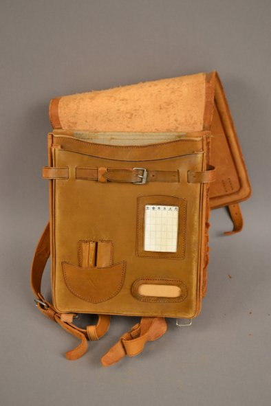 AB 756 a Book Bag (open)