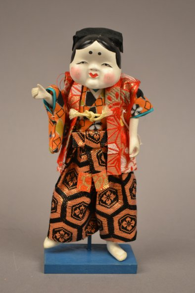 AB XX 170 Actor doll (Okame mask)
