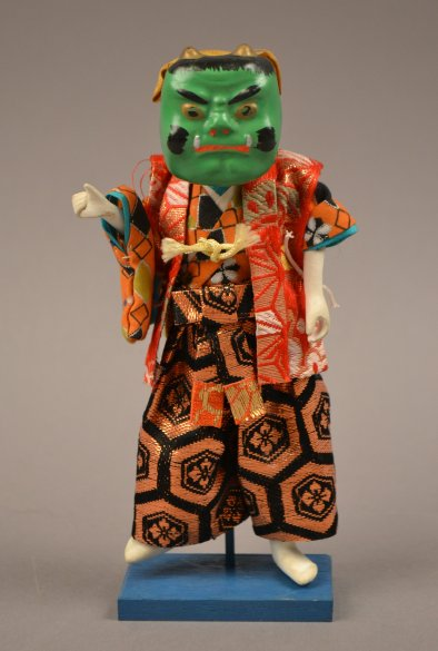 AB XX 170 Actor doll (oni mask)