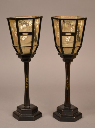 AB 782.6 and AB 782.7 Bonbori Lamps