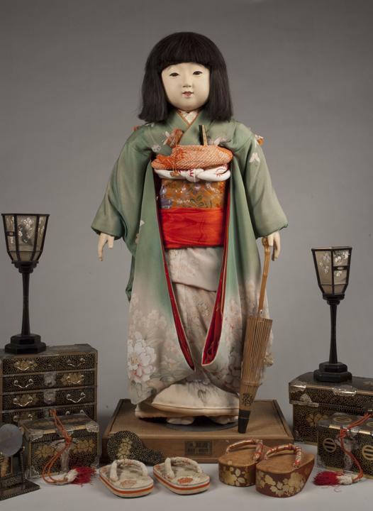 Miss Kyoto doll
